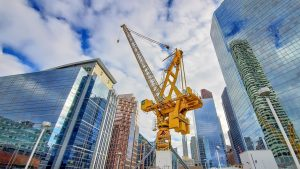 crane and elevator service construction industry