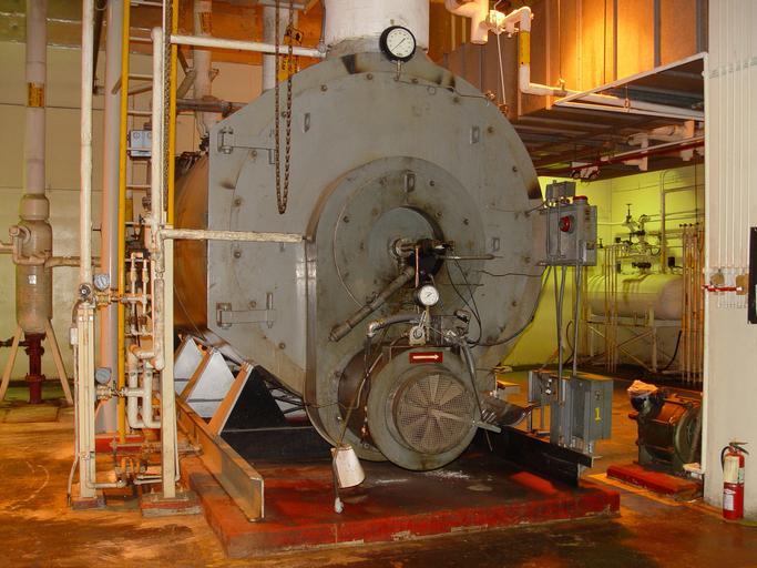Hospital Industry Motor and generator repair