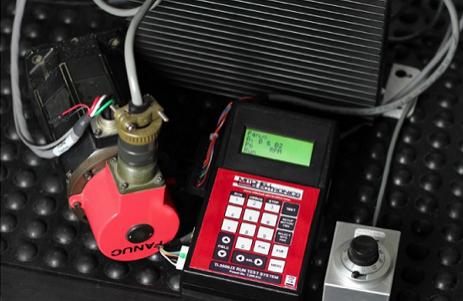 Servo motor repair diagnostics